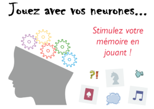 jouez avec vos neurones affiche